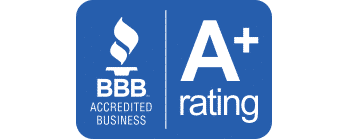 Fence King has an A+ Rating with The BBB