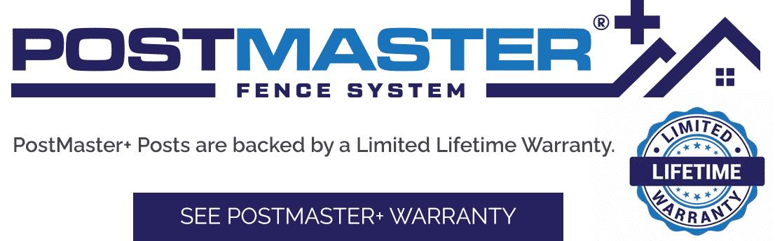 PostMaster+ Limited Lifetime Warranty