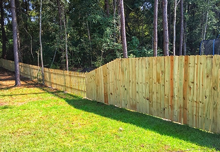 Slidell Fence Company - Fence This Yard - Fence King