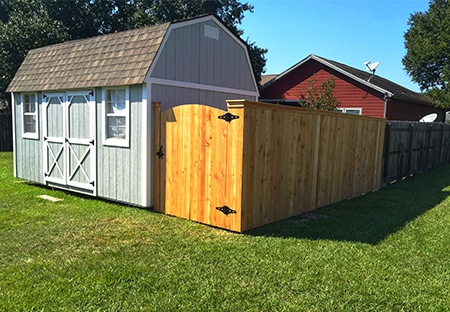 Goodbee Fence Company - Fence This Yard - Fence King