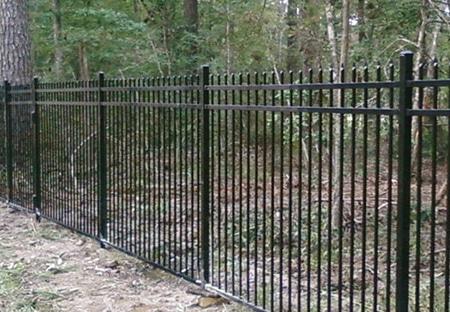 Lacombe Aluminum Fence Company