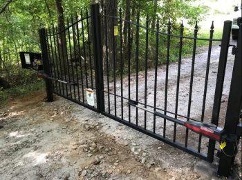 fence-king-liftmaster-gate