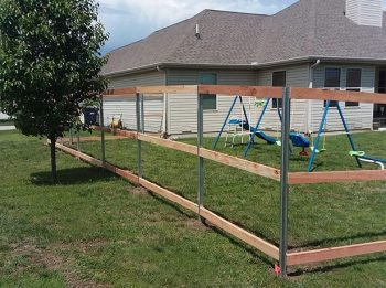 PostMaster+ Fence System - Hurricane-Proof Fence System